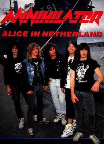 Annihilator Netherlands