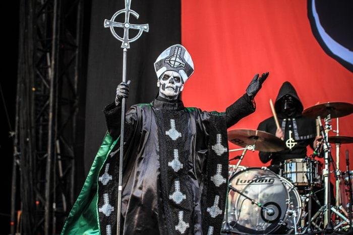 Ghost Sonisphere 2013 Madrid