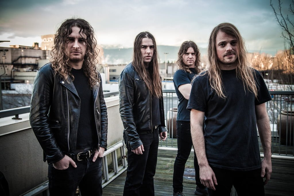 HeadBanger.ru - AIRBOURNE выпустят альбом 'Black Dog Barking' в мае
