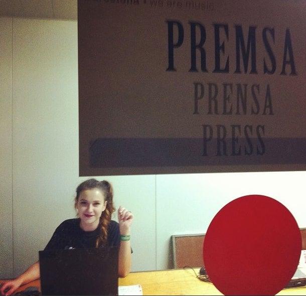 Redactora y fotógrafa (Barcelona)