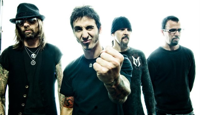 Godsmack 2014