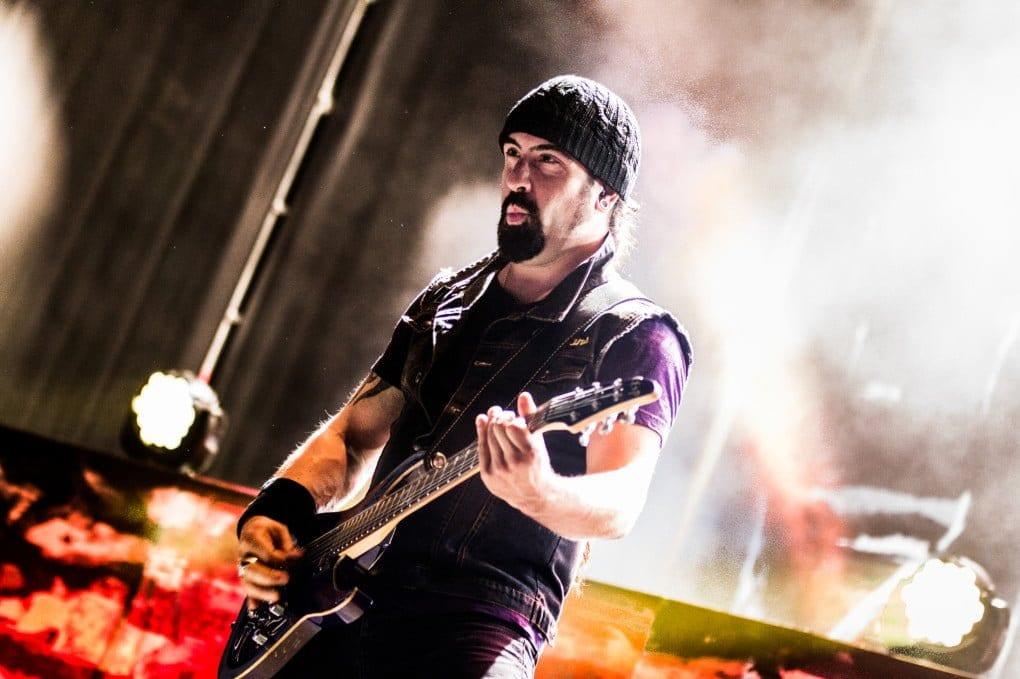 Volbeat Leyendas del Rock 2014