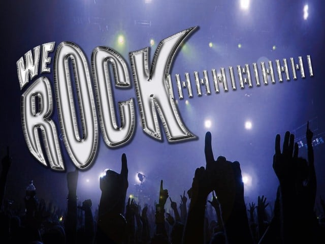 logo We Rock Madrid