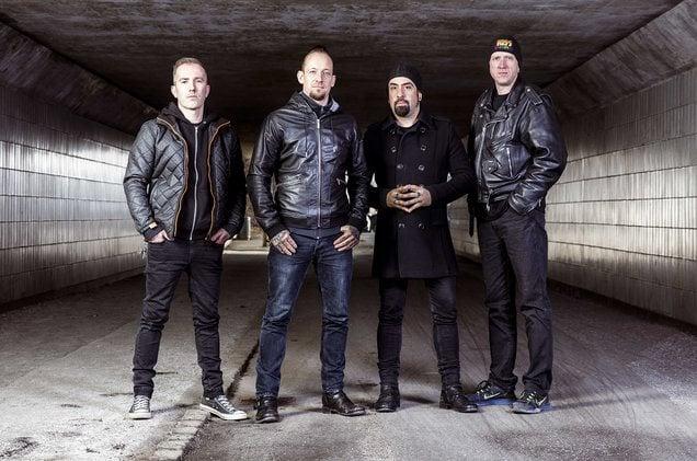 Entrevista a Volbeat