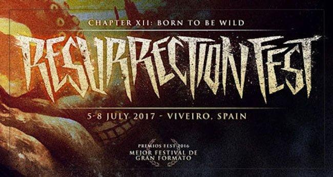 ¡Primeras confirmaciones del Resurrection Fest!