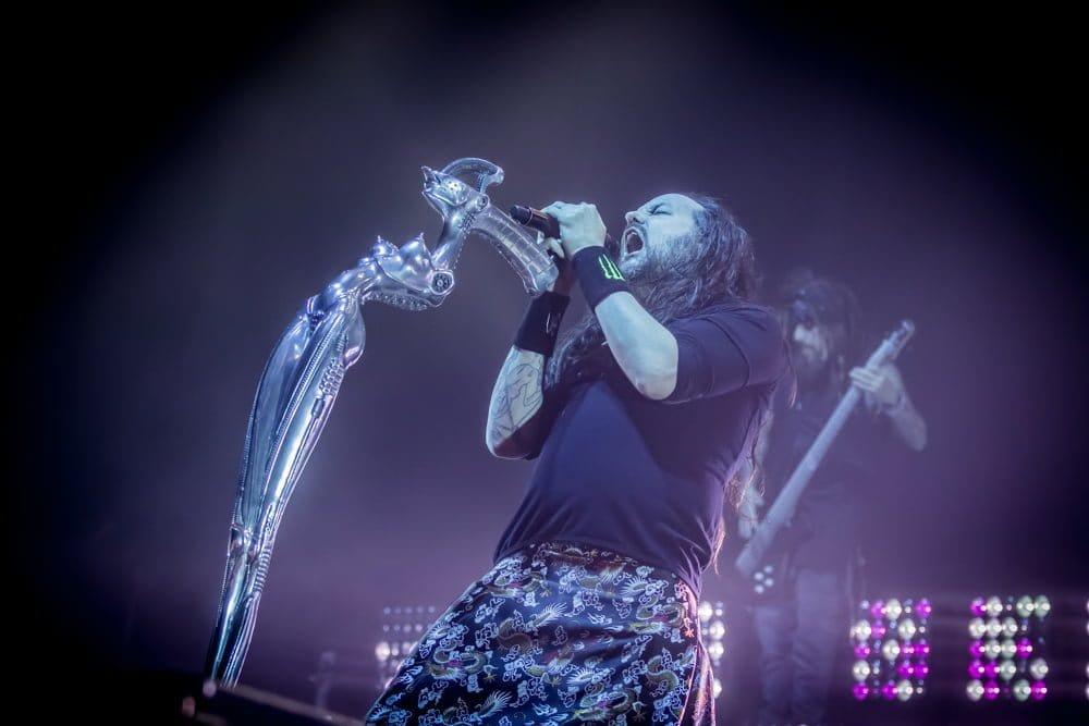 Korn Barcelona 2017