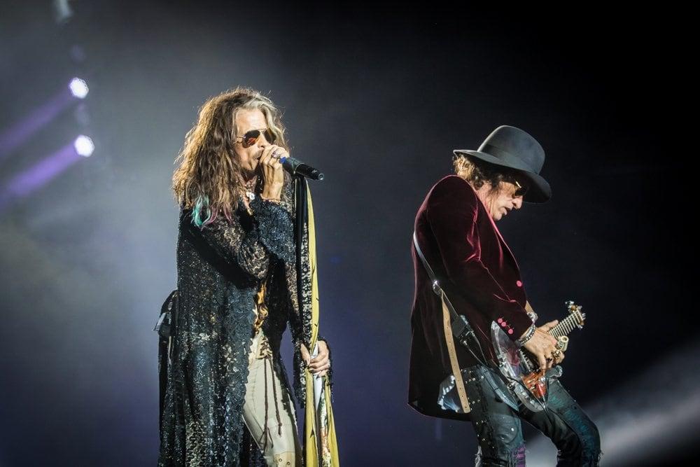 Aerosmith Colonia