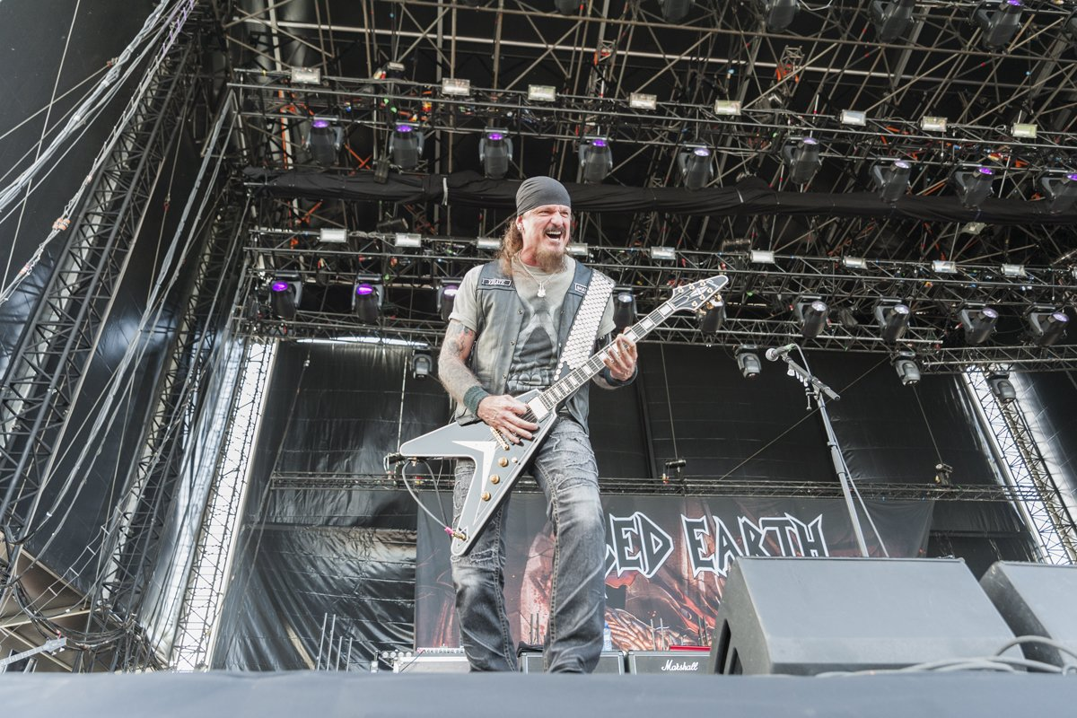 Iced Earth Download Madrid