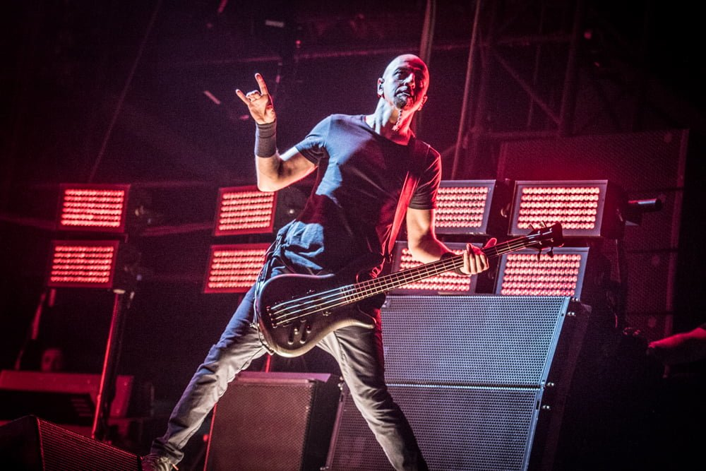 System Of A Down Download Madrid 2017