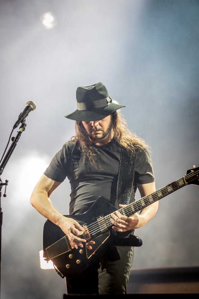 Daron Malakian System Of A Down Download Madrid 2017