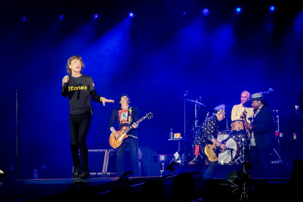 Crónica The Rolling Stones Barcelona 2017