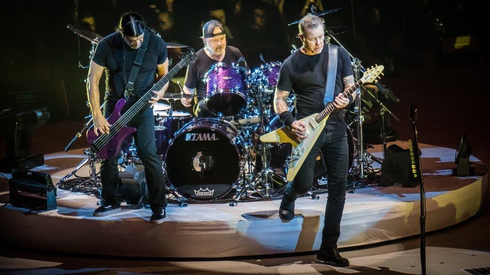 Crónica Metallica Barcelona 2018