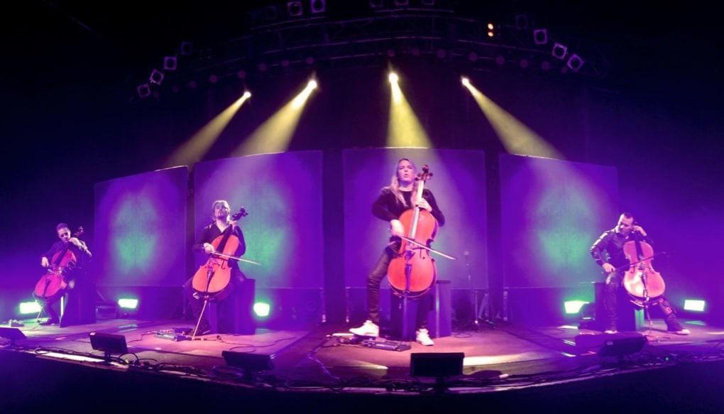 Apocalyptica Glasgow O2 ABC Glasgow