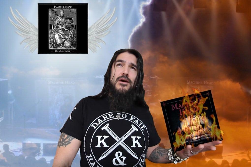 Machine Head Catharsis The Blackening