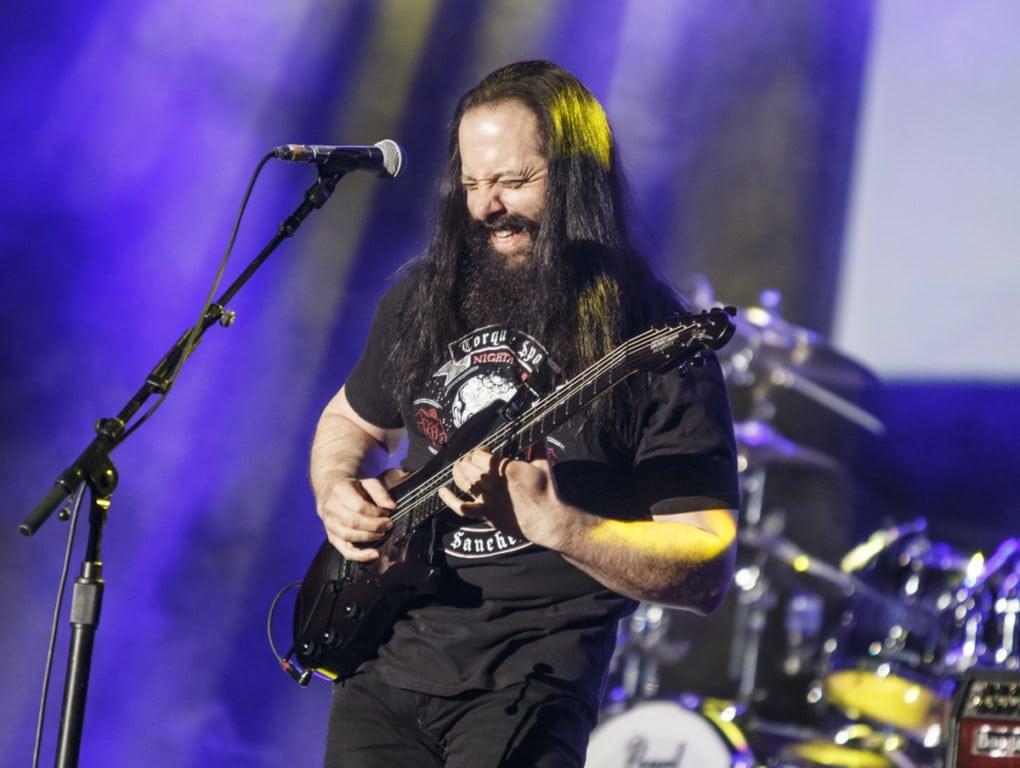 John Petrucci Madrid 2018