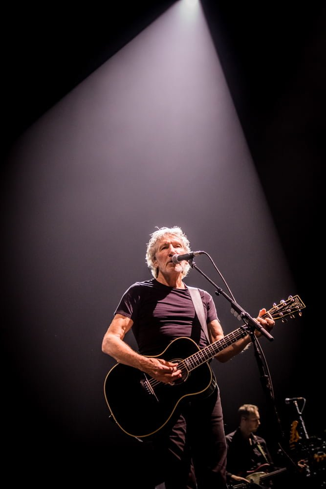 Roger Waters WiZink Center Madrid 2018