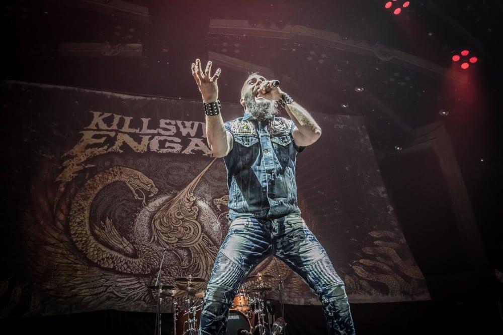 Killwitch Engage Finlandia 2018