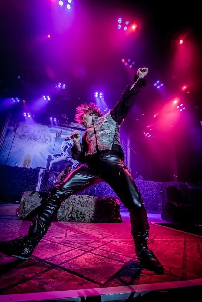 Iron Maiden Helsinki 2018