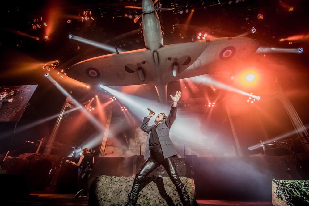 Iron Maiden Live 2018