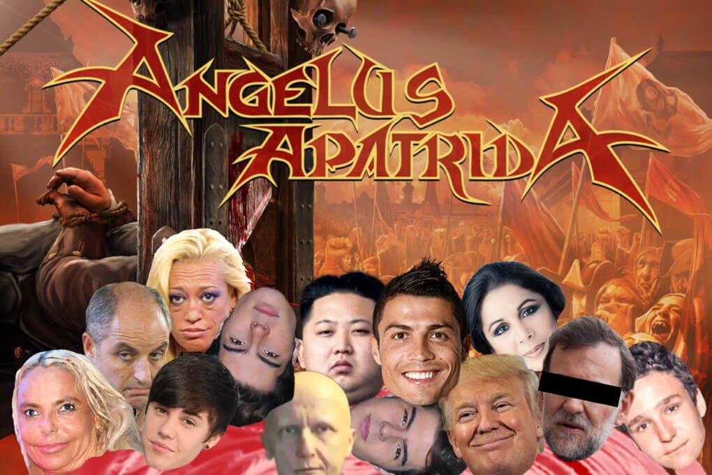Entrevista Angelus Apatrida