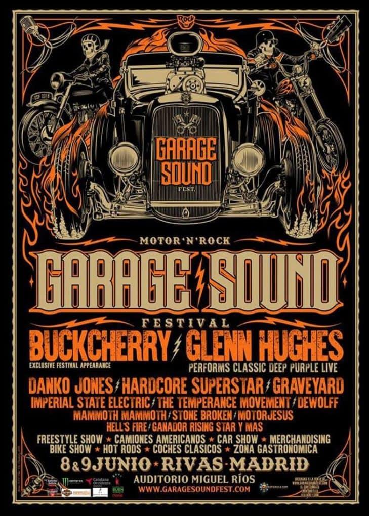 Cartel Garage Sound Festival 2018