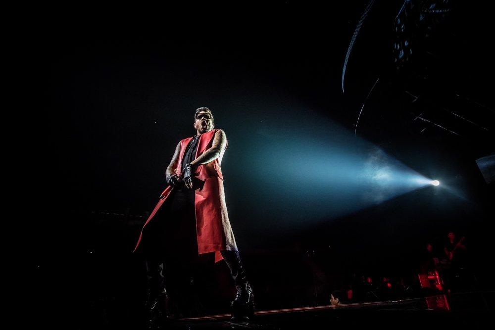 Queen Adam Lambert Sant Jordi Barcelona