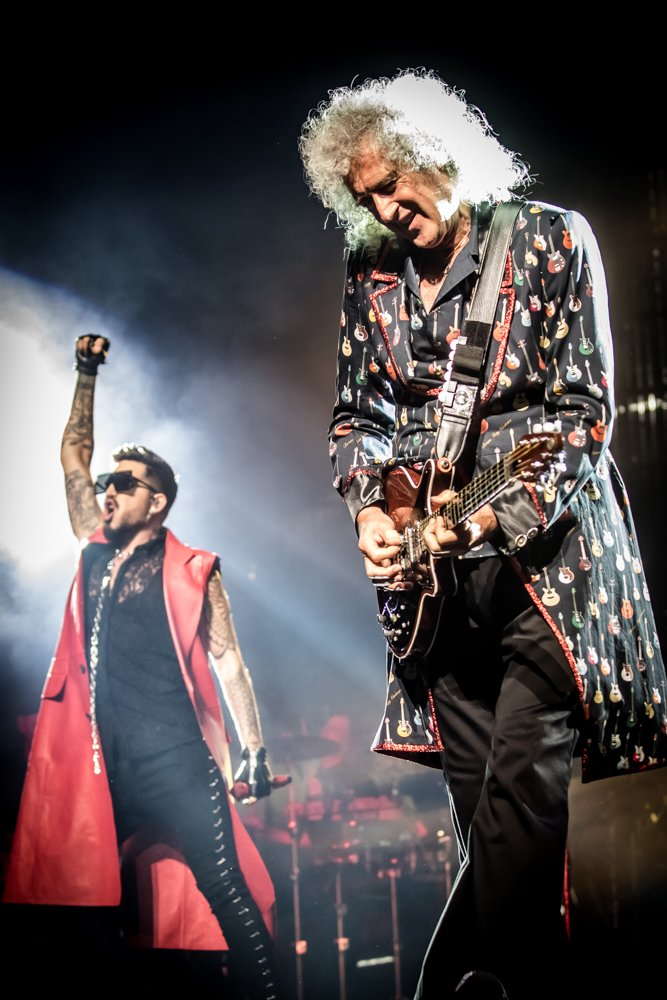 Crónica Queen Adam Lambert Barcelona