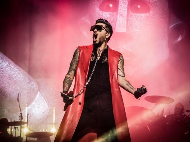 Queen Adam Lambert Barcelona 2018