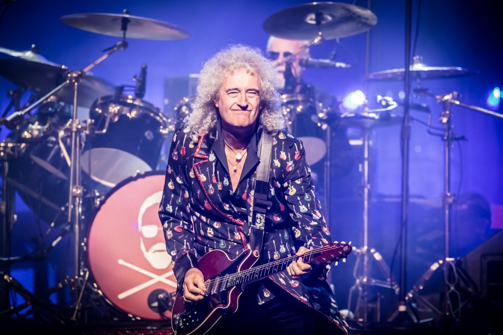 Brian May Queen Barcelona 2018