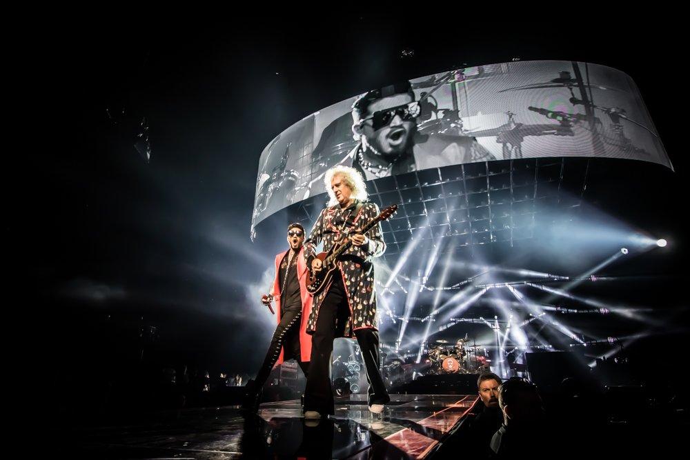 Queen Adam Lambert Palau Sant Jordi Barcelona