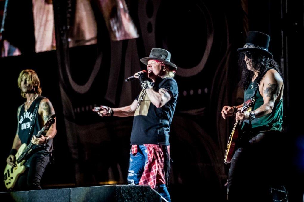 Guns N' Roses Download 2018