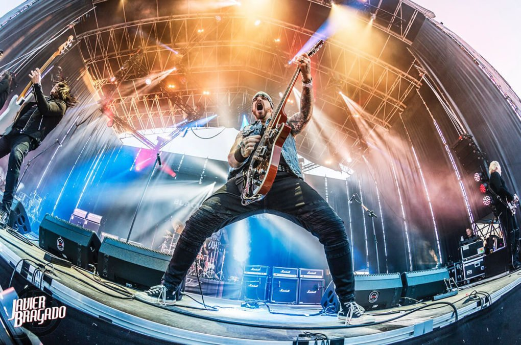 Black Star Riders Garage Sound Festival 2018