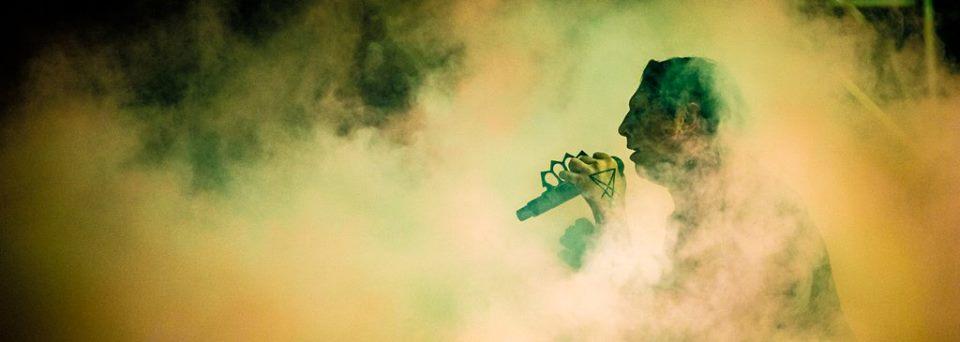 Crónica Marilyn Manson Nova Rock 2018