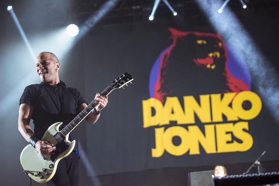 Danko Jones Garage Sound Festival 2018