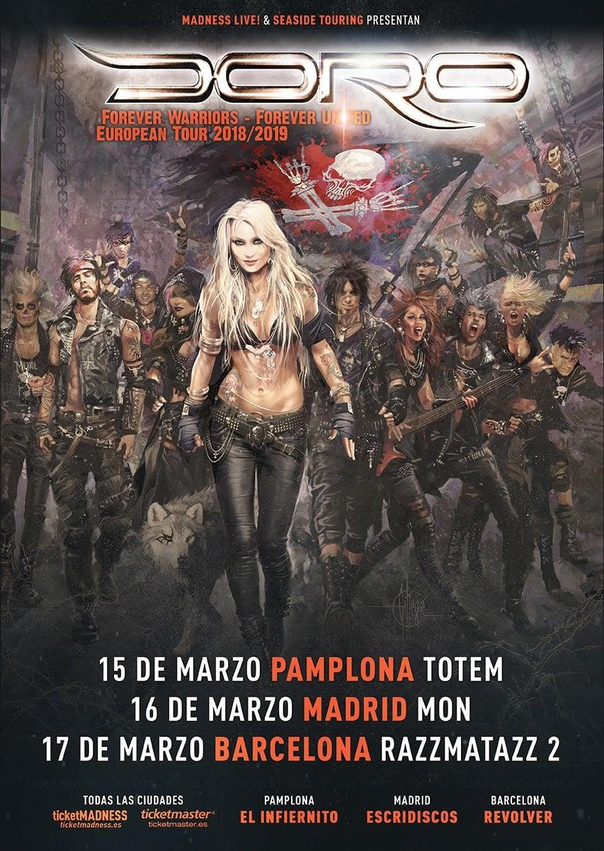 Doro España 2019