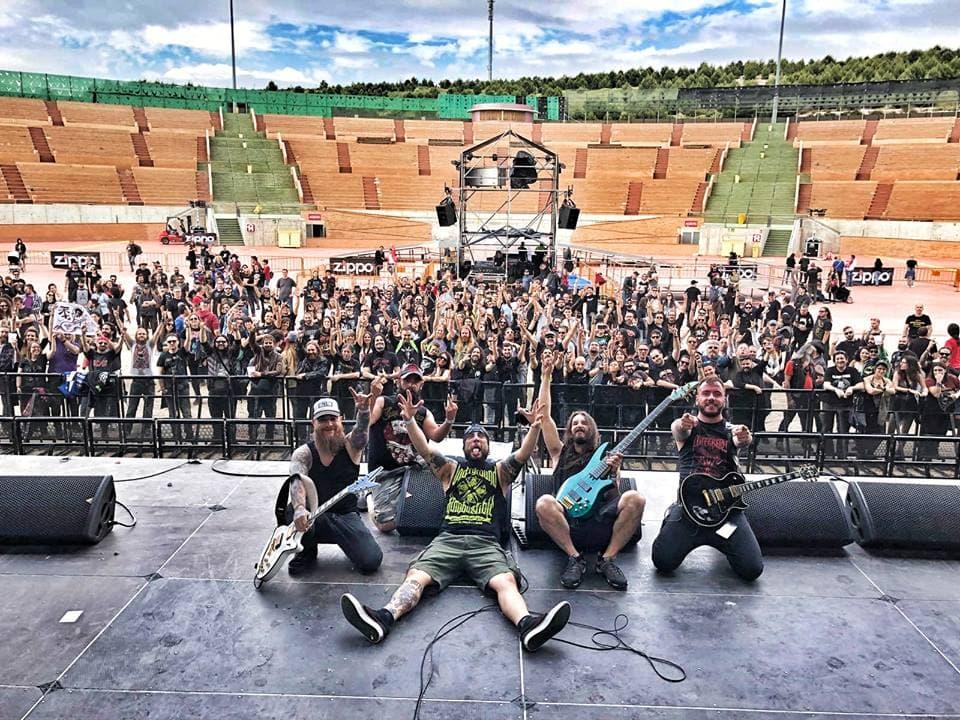 Hell's Fire Garaga Sound Festival 2018