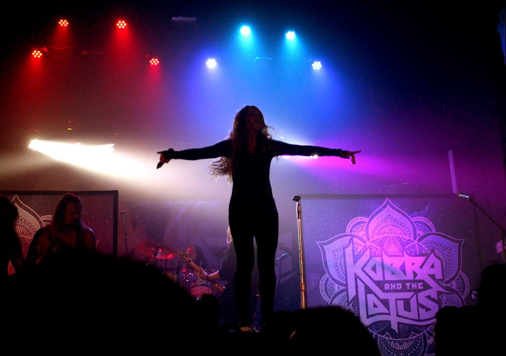 Kobra And The Lotus Madrid 2018