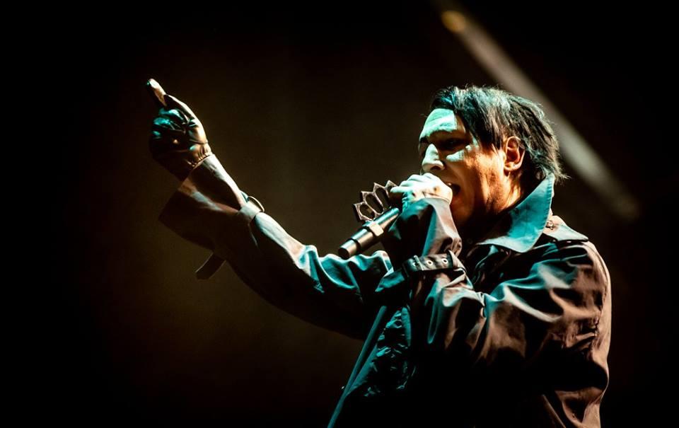 Marilyn Manson Nova Rock 2018