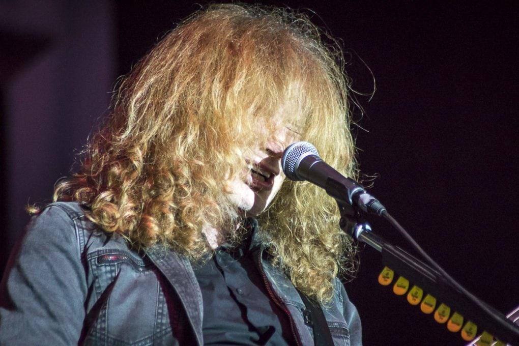 Megadeth Nova Rock 2018