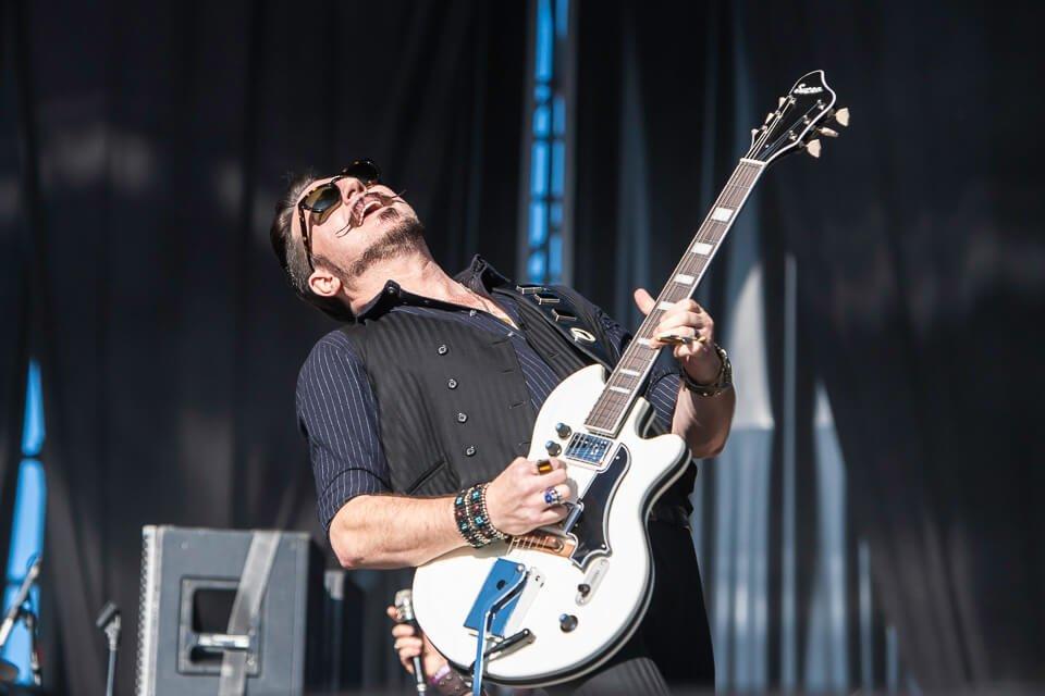 Rival Sons Azkena Rock Festival 2018