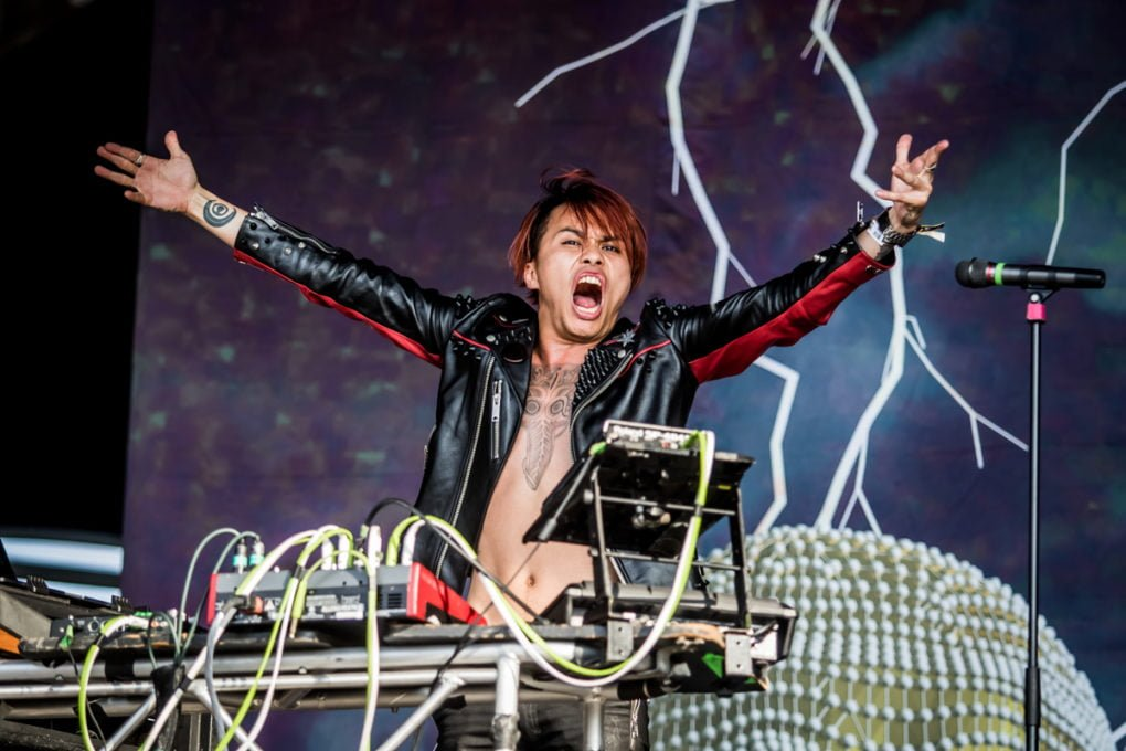 Crossfaith Download Festival Madrid 2018
