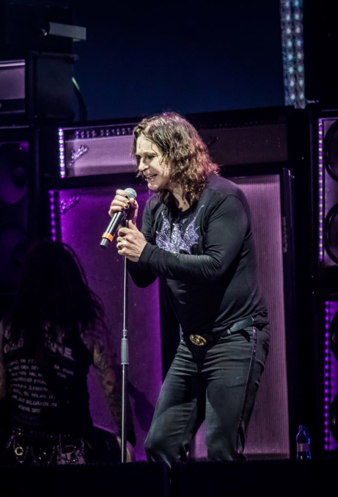 Ozzy Osbourne Download Festival Madrid 2018