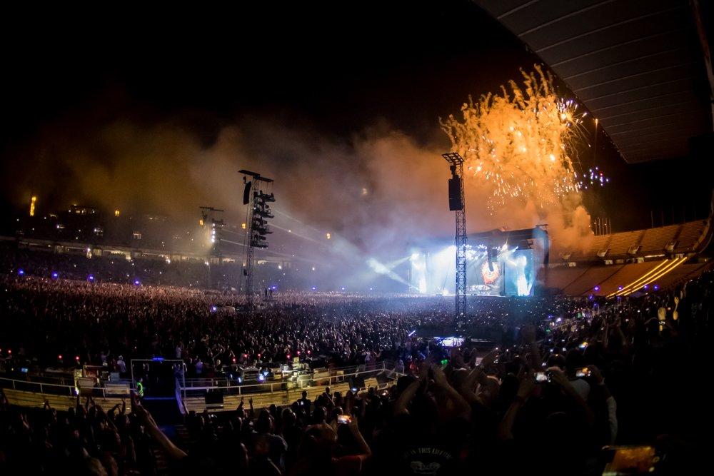 Crónica Guns N' Roses
