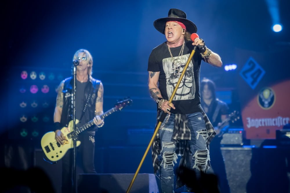 Crónica Guns And Roses