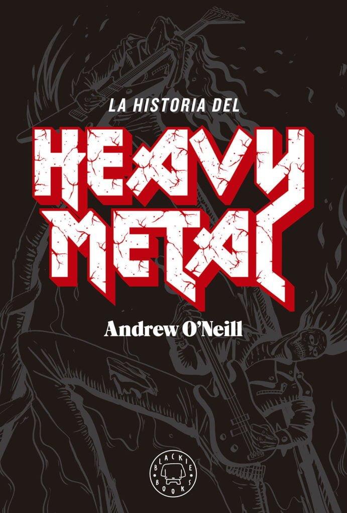 Andrew O'Neill Heavy Metal