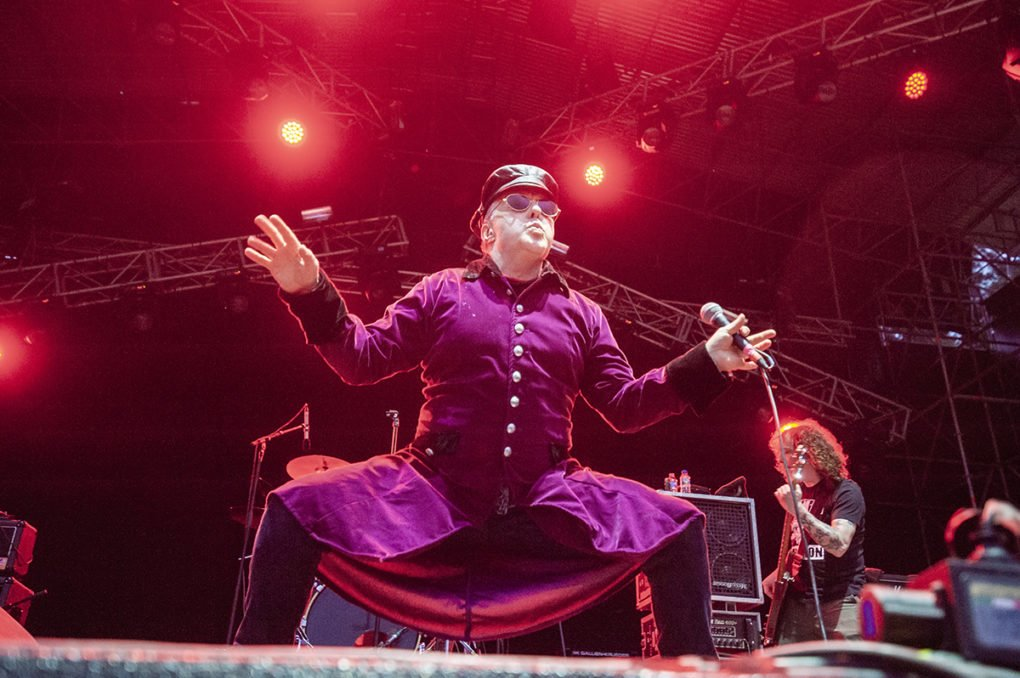 Jello Biafra Resurrection Fest 2018