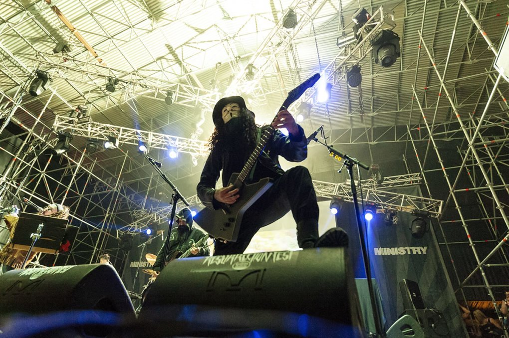 Ministry Resurrection Fest 2018