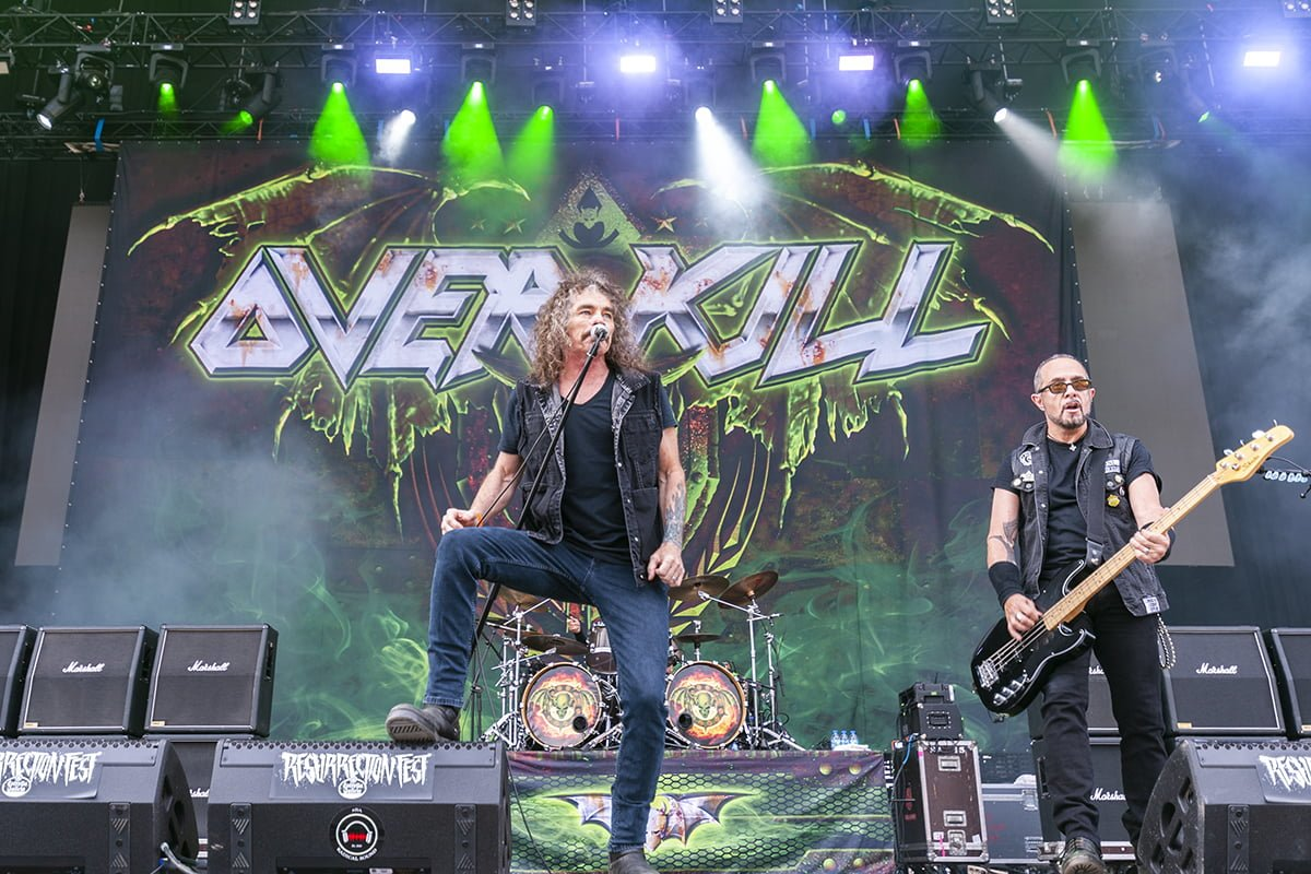 Overkill Resurrection Fest 2018
