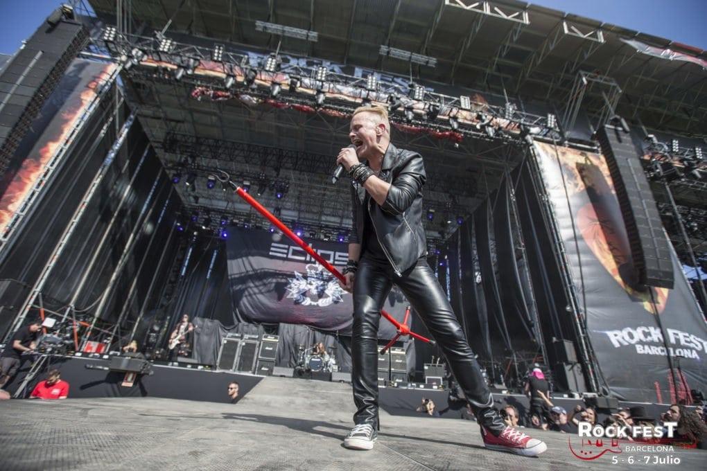 Eclipse Rock Fest Barcelona 2018