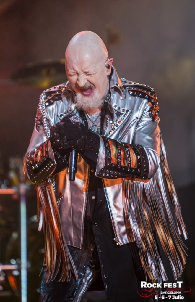 Judas Priest Rock Fest bcn 2018